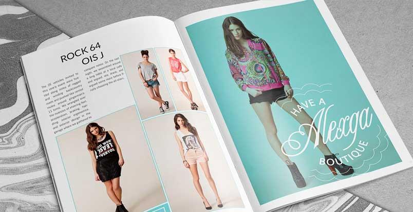 Sucesso no marketing com livretos e catálogos