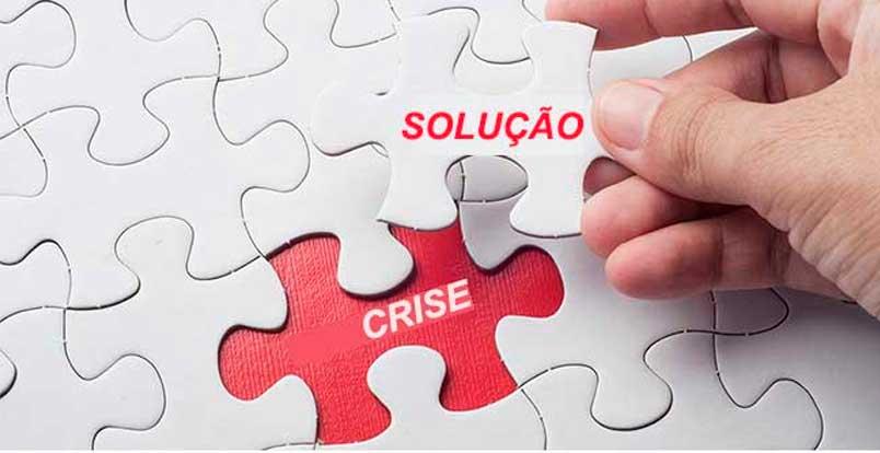 Sobreviver à turbulência econômica da crise