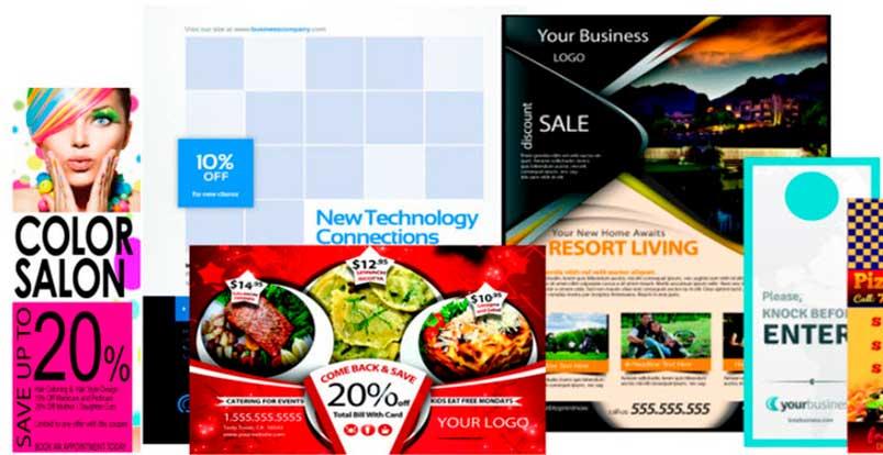 Como escolher os materiais impressos certos para o marketing
