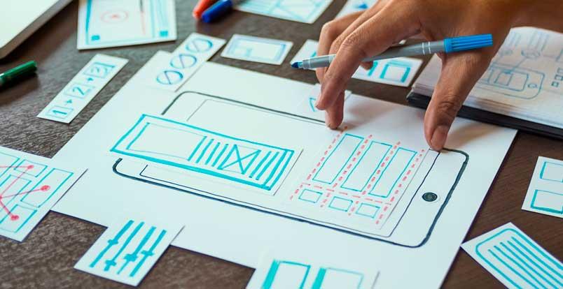 A importância de um layout claro para seus impressos