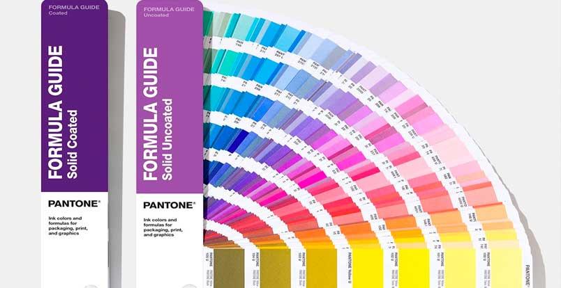 O que são cores Pantone e como usá-las